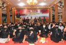 Dandim 0803 Bersama Tiga Pilar Kabupaten Madiun Ajak Perguruan Silat Jaga Kamtibmas