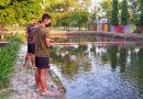 Perkuat Ketahanan Pangan, Tidur Dalam Yonif 1 Marinir Laksanakan Budidaya Ikan Kolam
