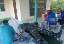 Sambut HUT Ke 75 TNI, Kodim 0803/Madiun Gelar Donor Darah