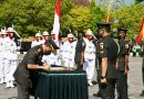 Tutup Dikmata TNI-AD, Ini Pesan Pangdam V/Brawijaya Kepada 147 Siswa Yang Baru Dilantik