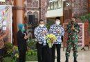 Dandim Dampingi Bupati Tulungagung Ikuti Peringatan Hari UMKM ke 5 dan Sarasehan UMKM Go Export