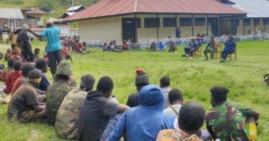 Kepala Suku Besar Nioga: Semoga Tuhan Berkati Usaha TNI di Tanah Papua
