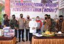 Dandim 0803 Sambut Dan Dampingi Gubernur Jatim Kunker Di Wilayah Madiun