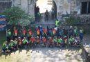 Danrem 081/DSJ didampingi Dandim Ngawi serta Tim Gowes Ojo Kendor Rekreasi ke Benteng Pendem Van Den Bosch