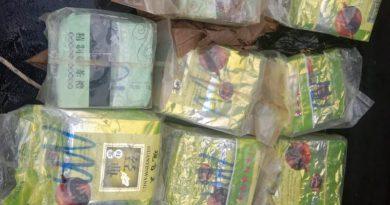 TNI AL Gagalkan Penyelundupan Sabu 10,75 Kg di Selat Malaka