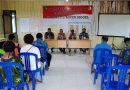 Satgas TMMD 109 Kodim Boven Digoel Adakan Sosialisasi Administrasi Kependudukan
