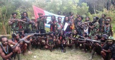Tembak Pendeta dan Ambil Moment Sidang Umum PBB Akhir Bulan, KKSB Fitnah TNI