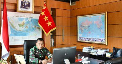 Panglima TNI : Pemimpin Yang Berkualitas Harus Mampu Beradaptasi Dalam Berbagai Kondisi