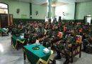 Tim Asistensi Teknis Pusterad Berikan Pengarahan Kepada Prajurit Kodim 0803/Madiun