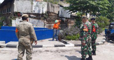 11 Warga Sawah Besar Terjaring Operasi Yustisi Tertib Masker