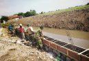 Operasi Bhakti Yonbekpal 2 Mar Bersama Rakyat Wujudkan Irigasi Di Sidoarjo