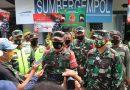 Percepat Penanganan Covid-19, Danrem 081/DSJ Blusukan ke Tulungagung
