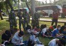Delapan Remaja Diduga Anarko Diamankan Petugas di Monas