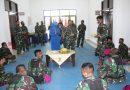 Peringati Hari Jadi,  Prajurit Komodo Petarung Yonmarhanlan VII Tempati Gedung Baru