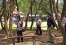 Sinergi TNI POLRI Lawan Penyebaran Covid-19, Lakukan Penegakan Disiplin Protokol Kesehatan