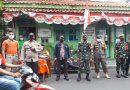 Unsur Tiga Pilar Kecamatan Sawah Besar Gelar Operasi Yustisi Tertib Masker