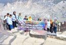 Tingkatkan Kebersamaan dan Kekompakan, Persit Korem 081/DSJ Adakan Wisata Budaya