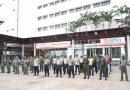 Apel Gelar Pengamanan Antisipasi Unras di Jakarta Pusat