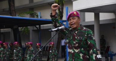 Jangan Sia-Siakan Kepercayaan Masyarakat Terhadap Marinir