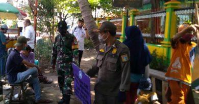 Kuntinuitas Grebeg Masker Di Kecamatan Cempaka Putih Terbukti Tekan Pelanggar