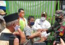 Koramil 08/Johar Baru Gandeng BEM STIAMI Dalam Distribusi Bantuan