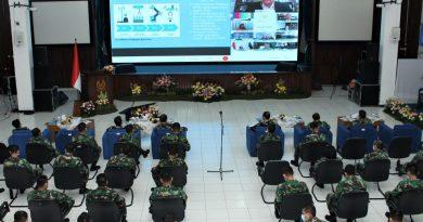 Seminar Akhir Pendidikan Seskoau A-57 Bahas Pembangunan SDM