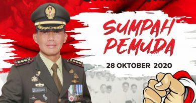 Pesan Danrem 081/DSJ, Kolonel Inf Waris Ari Nugroho di Hari Sumpah Pemuda