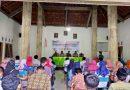 Babinsa Koramil 0806/09 Tugu Hadiri Pelantikan dan Pembekalan KPPS Desa Pucanganak
