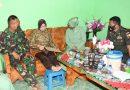 Support Danrem 081/DSJ dan Ketua Persit Untuk Istri Pelda Abdul Malik