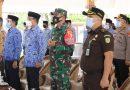 Dandim Ngawi Hadiri Upacara Peringatan HUT Korpri Ke 49 Tingkat Kabupaten