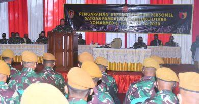 Kasum TNI : Jaga Soliditas TNI-Polri, Pemda dan Masyarakat