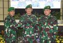 Letkol Inf Edwin Charles Pegang Tongkat Komando Distrik Militer 0803 Madiun
