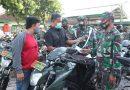 Pastikan Kelengkapan Surat, Kodim Ngawi Laksanakan Pengecekan Kendaraan Dinas