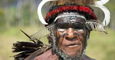 Kepala Suku di Papua Gelar Upacara Bakar Batu 1 Desember 2020