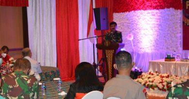 Panglima TNI dan Irwasum Polri Kunjungan Kerja Ke Papua