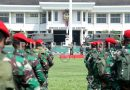 Panglima TNI Sidak Tiga  Pasukan Khusus TNI