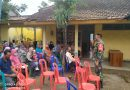 Putus Mata Rantai Penyebaran Covid di Desa Binaan, Babinsa Koramil 0802/18 Sooko Sosialisasikan 3M