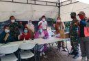 Rapid Test Hari ke – 4 Dalam Rangka Karya Bakti Kodim 0501/ JP BS di Petamburan