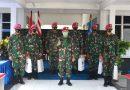 Danyon Kapa 2 Marinir Laksanakan Exit Briefing Jelang Akhir Jabatan