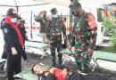Sisi Humanis Danrem 081/DSJ Kolonel Inf Waris Ari Nugroho