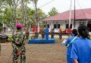 Danyonmarhanlan VII Kupang Gelar Exit Brefing