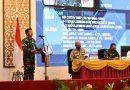 Pangkogabwilhan I Beri Pengarahan Jelang Pilkada Serentak di Aula Wan Seri Beni Kantor Gubernur Kepri
