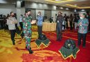 Kunjungan Kerja Pertama Tahun 2021 Panglima TNI dan Kapolri ke Provinsi Papua