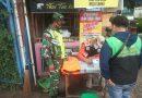 Operasi Yustisi di Karet Tengsin Jaring 15 Warga Pelanggar, Dandim Berharap Warga Patuhi Prokes