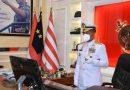 Dankormar Hadiri Upacara Pembukaan Dikreg Seskoal Angkatan 59 /2021 Secara Virtual