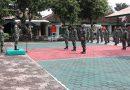 Kodim Ngawi Gelar Upacara Pelepasan Anggota Pindah Satuan