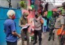 Tiga Pilar Senen Laksanakan Grebeg Masker Untuk Cegah Kluster Baru Perumahan