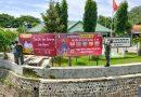 Edukasi Dan Sosialisasikan Secara Masif Tentang PPKM, Kodim 0803/Madiun Pasang Baliho