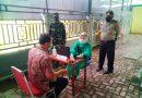 Jajaran Kodim 0805/Ngawi Terus Dukung Pemerintah Dalam Mencegah dan Memutus Penyebaran Covid 19