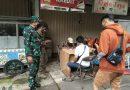 Wadanramil Johar Baru Pimpin Operasi Yustisi di Wilayah Binaan